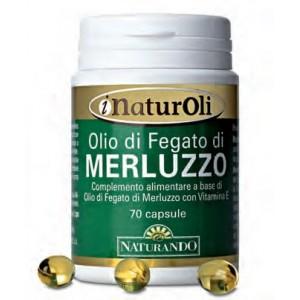 OLIO Feg.Merluzzo 70 Cps NTD