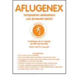 AFLUGENEX 12 Cps 580mg