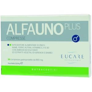 ALFAUNO Plus 890mg 36 Cps