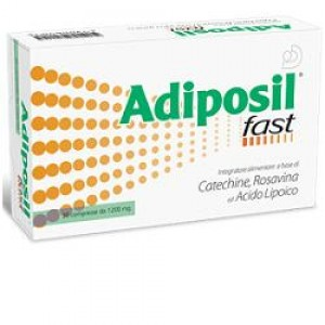 ADIPOSIL FAST 30 Cps