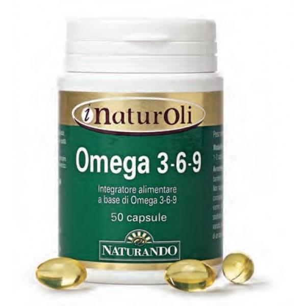 OMEGA 3-6-9 50 Cps NTD