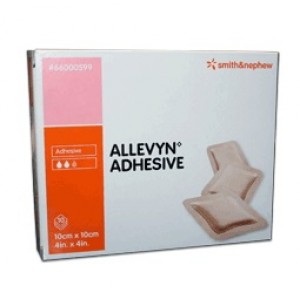 ALLEVYN ADH cm10x10 10pz