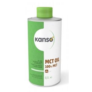 KANSO OIL MCT 100% 500ML