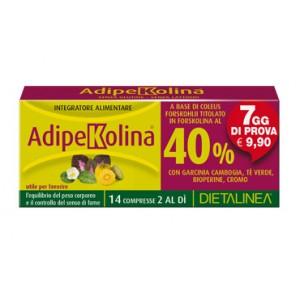 ADIPEKOLINA 7 Days 14 Cpr