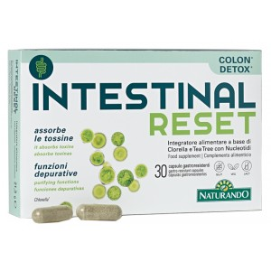 INTESTINAL RESET 30 Cpr