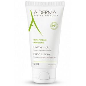 ADERMA Crema Mani 50ml