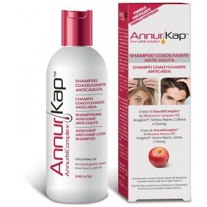 ANNURKAP Shampoo 200ml
