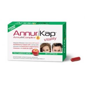 ANNURKAP Vitality 30 Cps