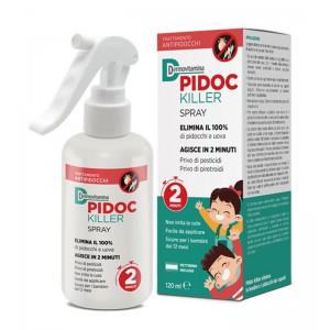 DERMOVIT PIDOC Killer Spray