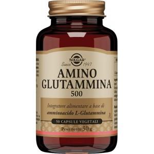 AMINO GLUTAM.*500 50Cps SOLGAR