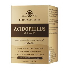 ACIDOPHILUS 50 Cps Veg.SOLGAR