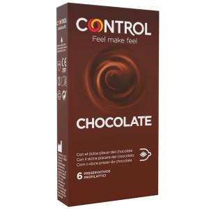 CONTROL*Chocolate 6pz