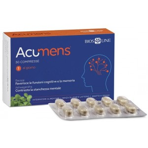 ACUMENS 30 Cpr