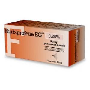 FLURBIPROFENE EPI*OS SPRAY15ML