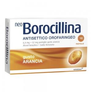 NEOBOROCILLINA ANT OR*16PAS AR