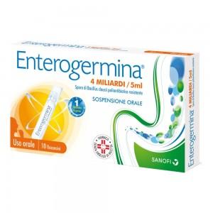 ENTEROGERMINA*OS 10FL 4MLD 5ML