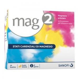 MAG 2*OS GRAT 20BUST 2,25G