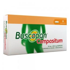 BUSCOPAN COMPOSITUM*6SUPP