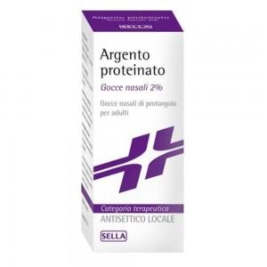 ARGENTO PROTEINATO*2% 10ML