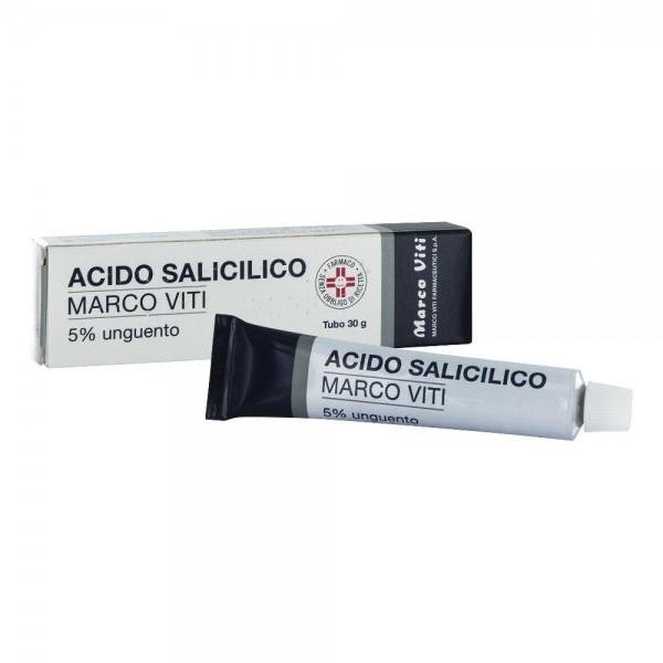 ACIDO SALICILICO MV*5% UNG 30G