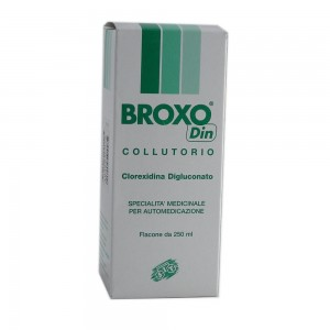 BROXODIN*COLLUT 250ML 0,2%