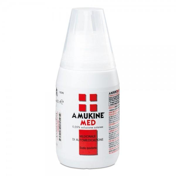 AMUKINE MED*SOL CUT 250ML0,05%