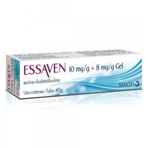 ESSAVEN*GEL 40G 10MG/G+8MG/G