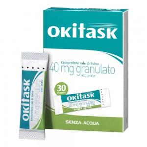 OKITASK*OS GRAT 30BUST 40MG