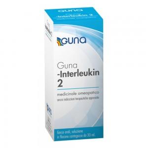GUNA INTERLEUKIN 2*4CH GTT30ML