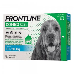 FRONTLINE Combo 3p.Cani10-20Kg