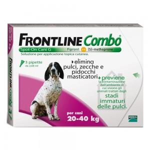 FRONTLINE COMBO*3PIP 20-40KG C