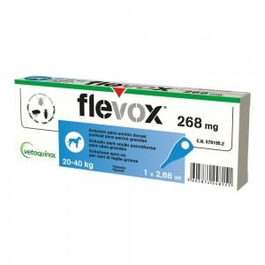FLEVOX*SPOTON 1PIP 20-40KG CA