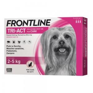 FRONTLINE Tri-Act.3 Pip.0,5ml