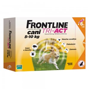 FRONTLINE Tri-Act.6 Pip.1ml