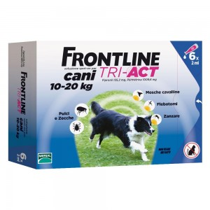 FRONTLINE Tri-Act.6 Pip.2ml