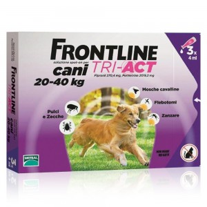 FRONTLINE Tri-Act.3 Pip.4ml