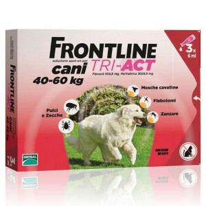 FRONTLINE Tri-Act.3 Pip.6ml