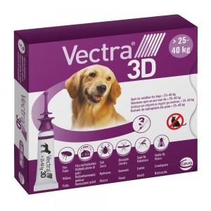 VECTRA 3D Spoton 3P.25-40KgVIO