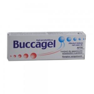 BUCCAGEL Gel Prot.15ml