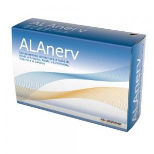 ALANERV 20 Cps softgel 920mg