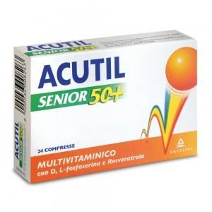 ACUTIL M/VIT.Senior 50+ 24 Cpr