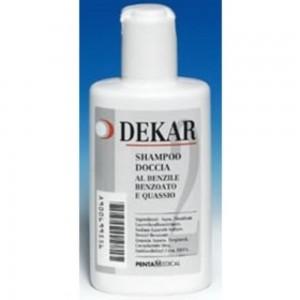 DEKAR 2 Shampoo-Doccia 125ml