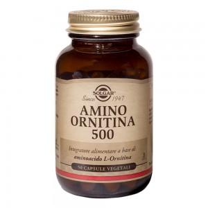 AMINO ORNITINA*500 50CpsSOLGAR