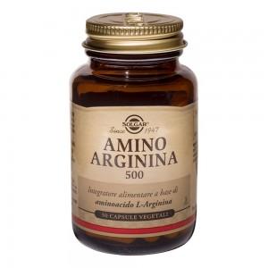 AMINO ARGIN.500 50 Cps SOLGAR