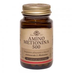 AMINO METIONINA 30 Cps SOLGAR
