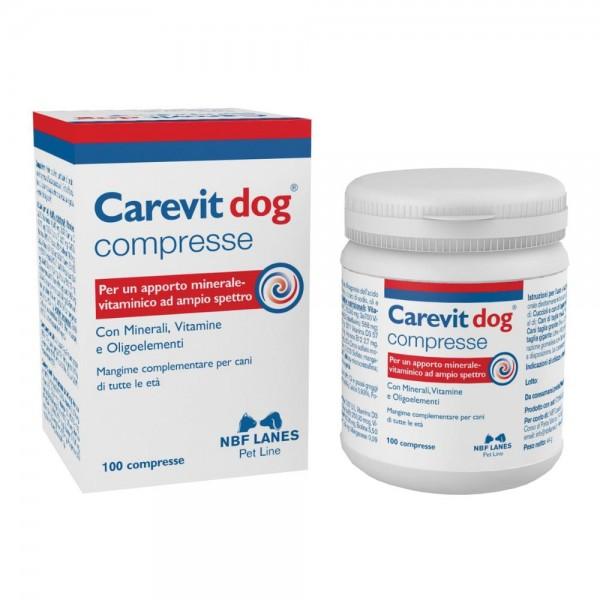 CAREVIT DOG 440mg 100 Cpr