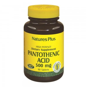 ACIDO Pantotenico 90Tav.500mg