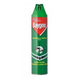 BAYGON SCARAFAGGI/FORMICHE PLU
