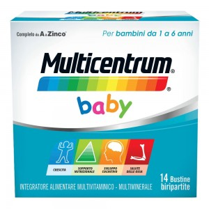 MULTICENTRUM BABY 14BUST