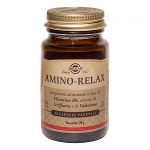 AMINO RELAX 30 Cps SOLGAR